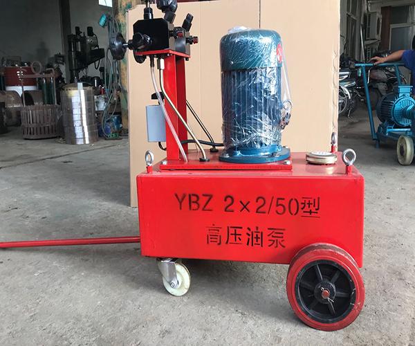 High-Pressure-Electric-Oil-Pump