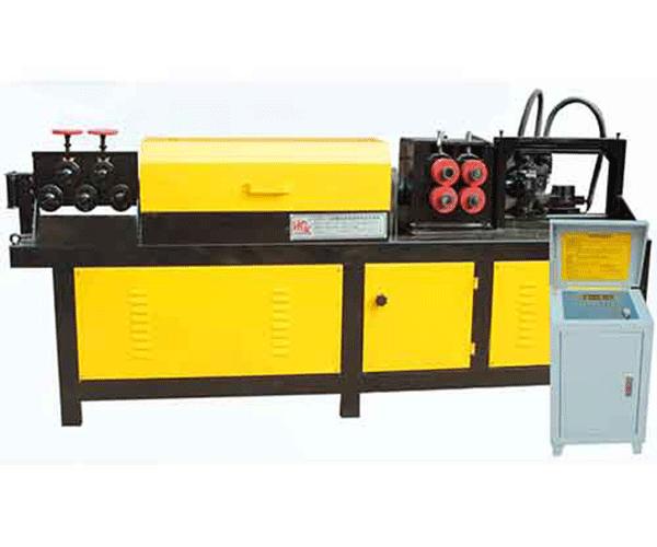 High-Speed-Wire-Straightening-And-Cutting-Machine