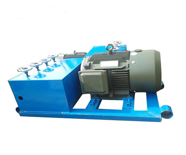 Post-tensioning-Strand-Pusher-Machine