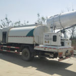 Dust Suppression Truck Manufacturer