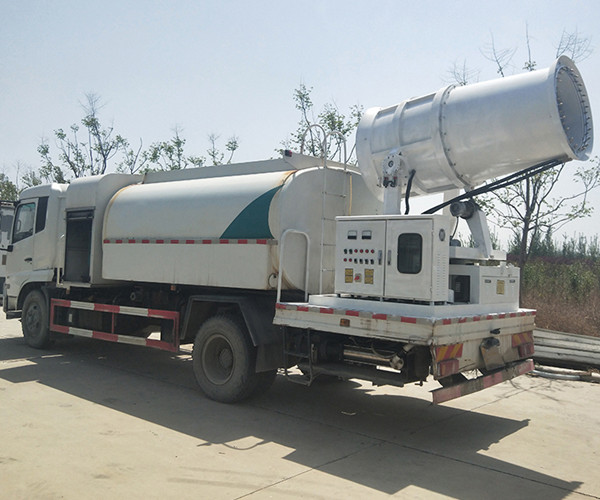 dust supression truck manufacturer