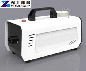 fogging sterilizing machine