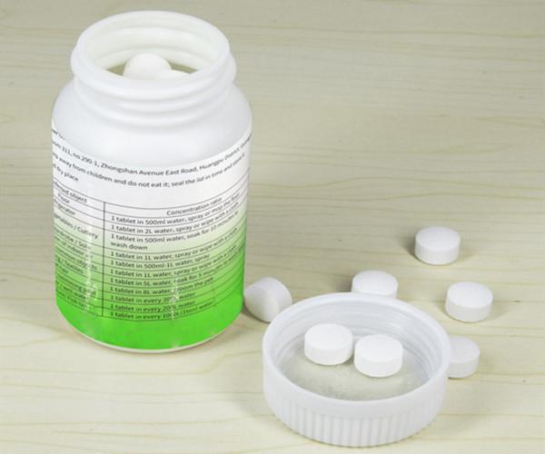 ClO2 chlorine dioxide pills