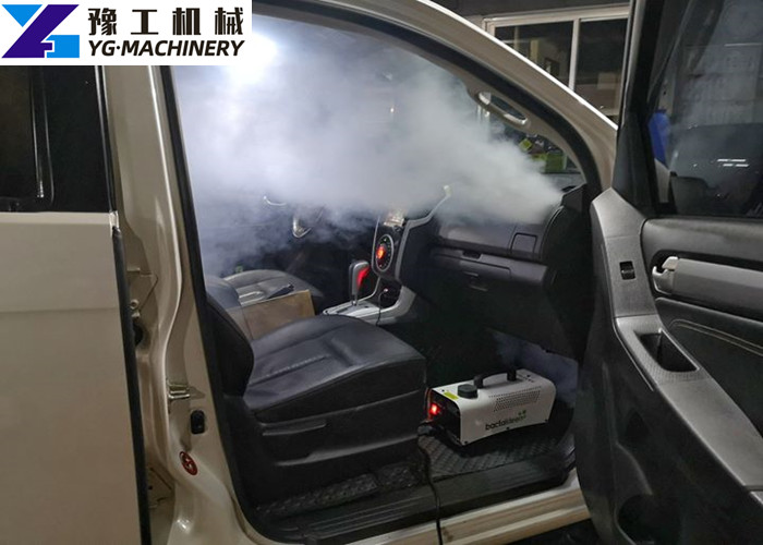 automotive fog machine for sale