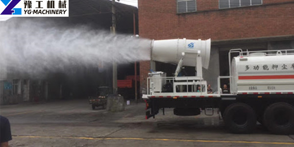 cheap machine dust suppression vehicles