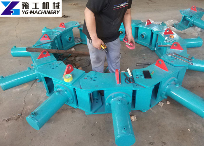 concrete pile breaker machine factory