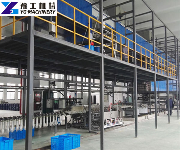 disposable automatic glove making machine