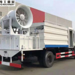 Dust Suppression Vehicle For Sale In Nigeria