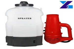 electrostatic backpack sanitizer sprayer factory