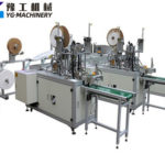 Flat Mask Making Machine For Sale in Sudan