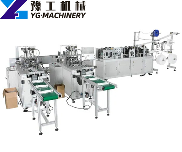 fully automatic n95 mask making machine for sale