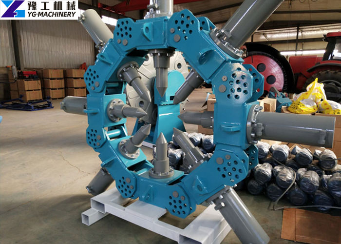 hydraulic pile breaking machine manufacturer