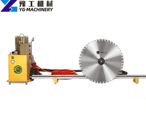 hydraulic wall saw