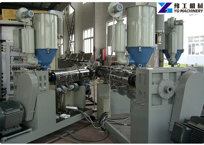meltblown cloth make extrusion line