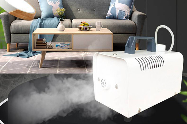portable air disinfectant fogger machine