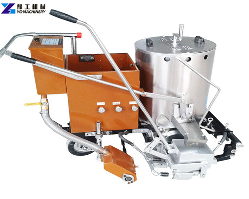 road marking machine price