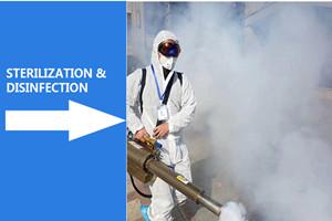 thermal fogging sprayer