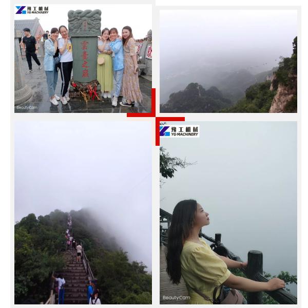 Beautiful Yuntai Mountain-Pretty YG Girls