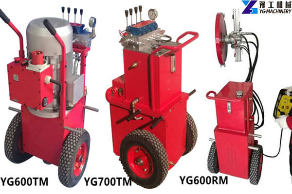 Hydraulic Concrete Wall Saw Machine For Sale