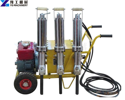 Rock Splitter Machine Price