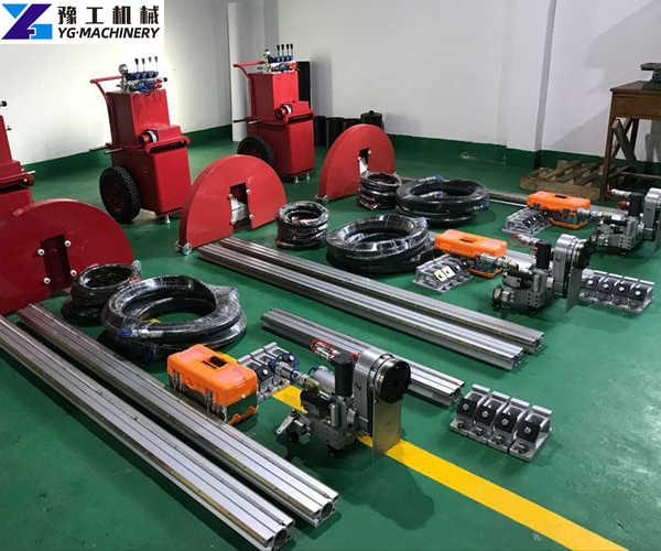YG Concrete Wall Saw Cutting Machine Supplier