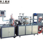 PE Gloves Making Machine