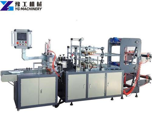 YG PE gloves making machine
