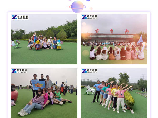 YG Team Building Activity Perfect Ending