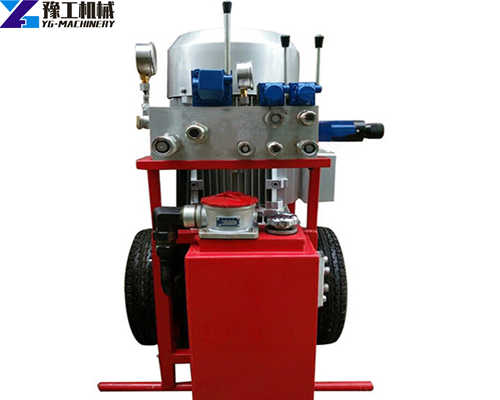 YG hydraulic wire cutting saw