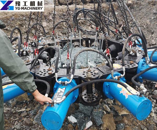 Yugong Hydraulic Pile Break For Sale