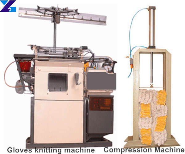 cotton gloves knitting machine price