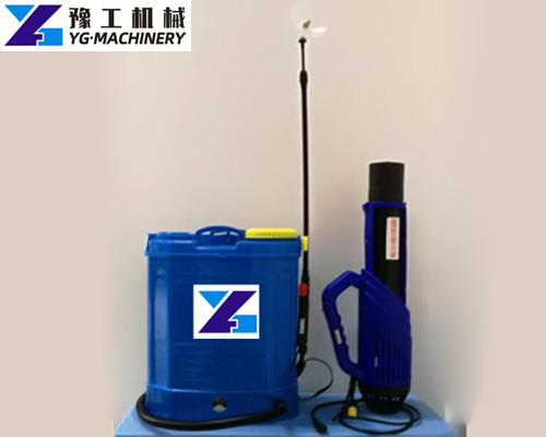 disinfectant electrostatic sprayer suppliers