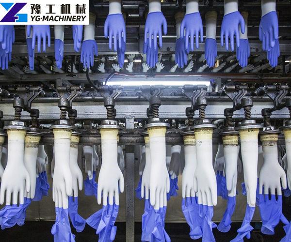 disposable nitrile glove machine price