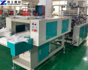 disposable plastic gloves making machine price