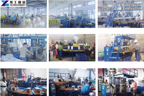 plastic injection molding machine product series