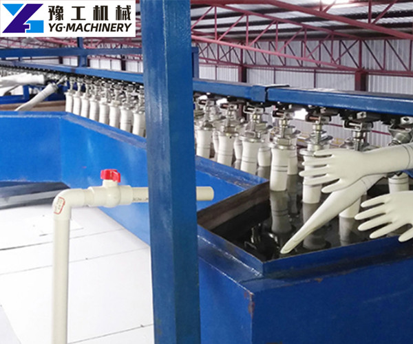 top latex glove production line manufacturer