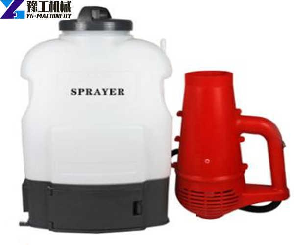 backpack electrostatic disinfectant sprayer manufacturer