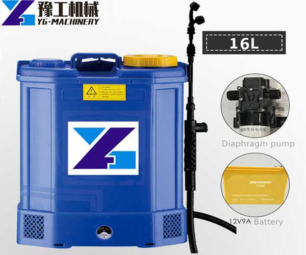 electrostatic disinfectant sprayer for sale USA