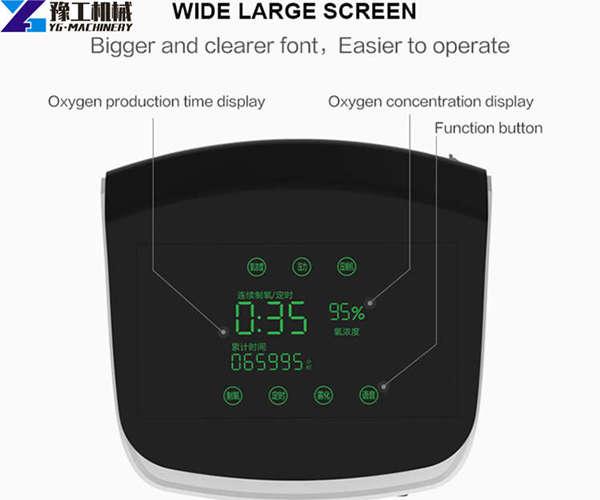 oxygen machine factory direct sale