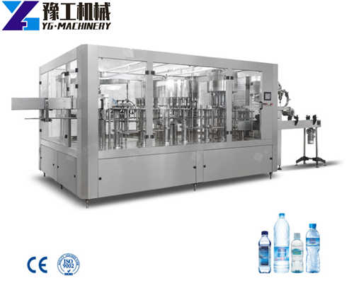 water bottle filling machine manufacturer