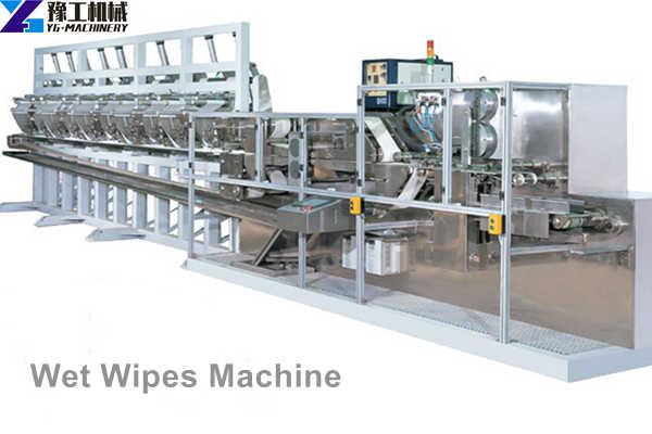 wet wipes manufacturing machine price