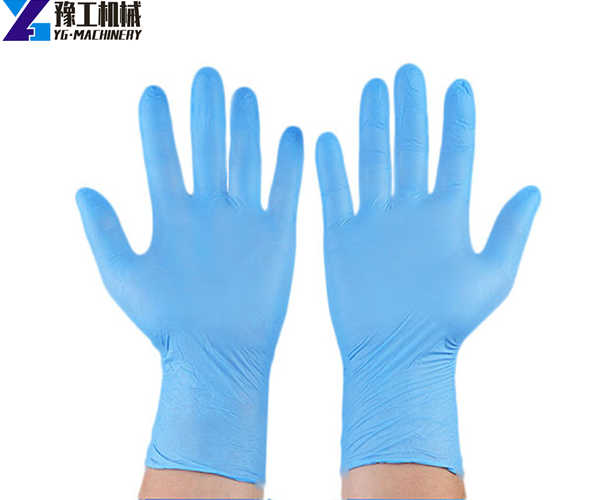 disposable nitrile gloves manufacturing machinery