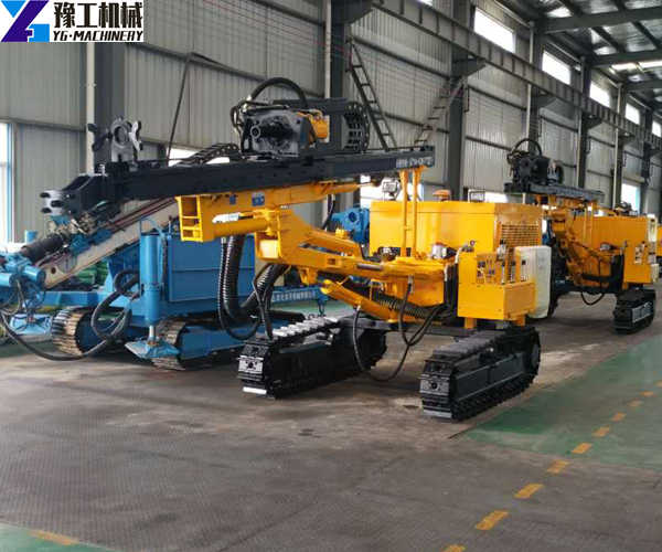 dth drilling machine factory price