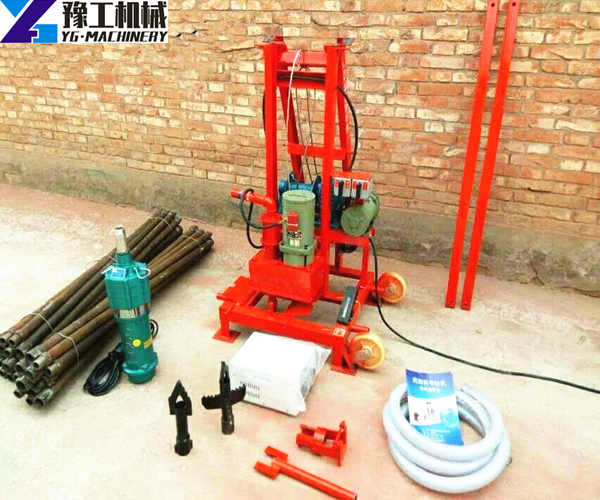 best small water well drilling rigs for sale