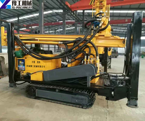 discount YG water well drilling rigs factory price