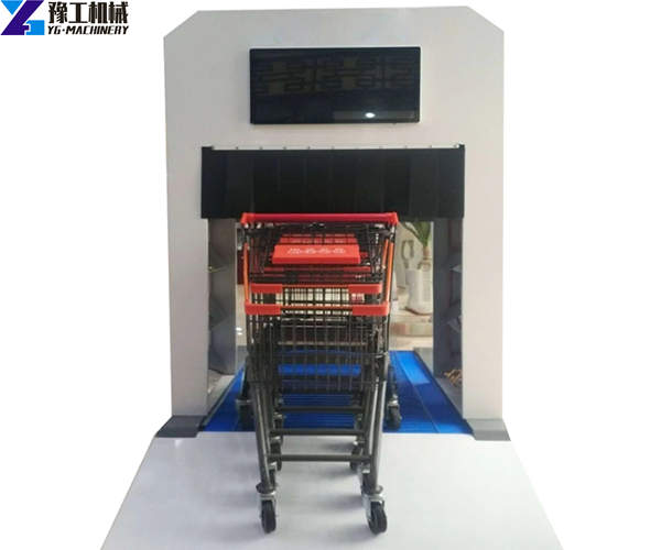disinfection tunnel channel for shopping cart price