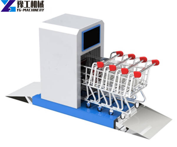 supermarket cart sanitizer for sale