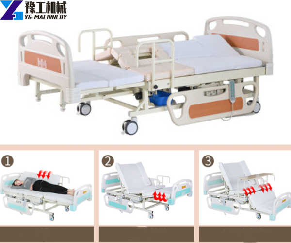 factory direct sale adjustable hospital bed price