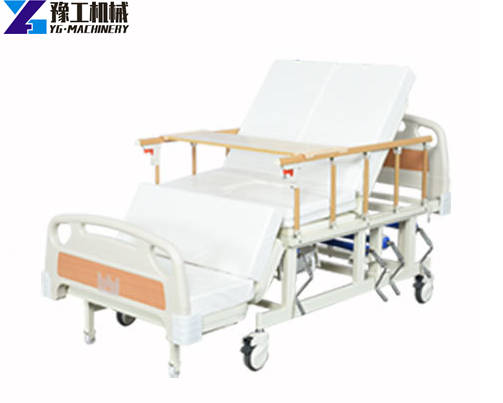 manual multi function hospital bed