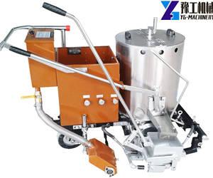 YG-380 Hand Push Thermoplastic Paint Machine